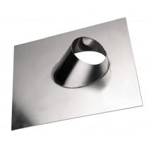 Cubre agua en aluminio 30° - 45° - Ø125-150-180-200mm