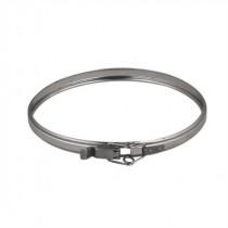 Abrazadera de unión en inox - Ø125-150-180-200mm