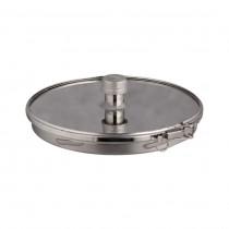 Tapón para Te con salida de agua de condensación – Ø125-150-180-200mm