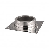 Soporte de base en inox - Ø125-150-180-200mm