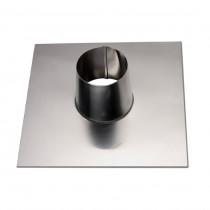Cubre agua el aluminio 0° - Ø125-150-180-200mm