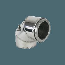 Codo 90° con puerta de mantenimiento – Ø125-150-180-200mm