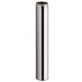 Tubo recto 100cm - Ø125-150-180-200mm